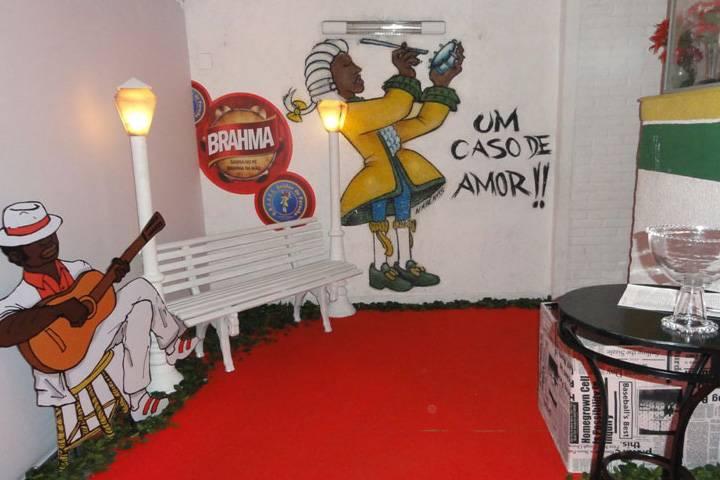 Samba da Peruche