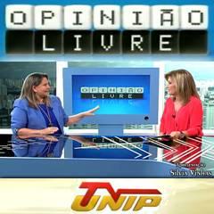 Programa OPINIÃO LIVRE - TV UNIP - Transformação de Ambientes