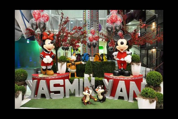 Mickey e Minnie