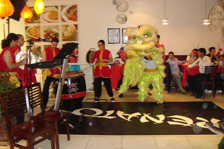 Festa Oriental