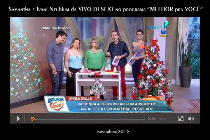 Veja o vídeo neste link: http://www.redetv.uol.com.br/jornalismo/melhorpravoce/videos/ultimos-programas/rolo-de-papel-higienico-pode-virar-enfeite-de-natal
