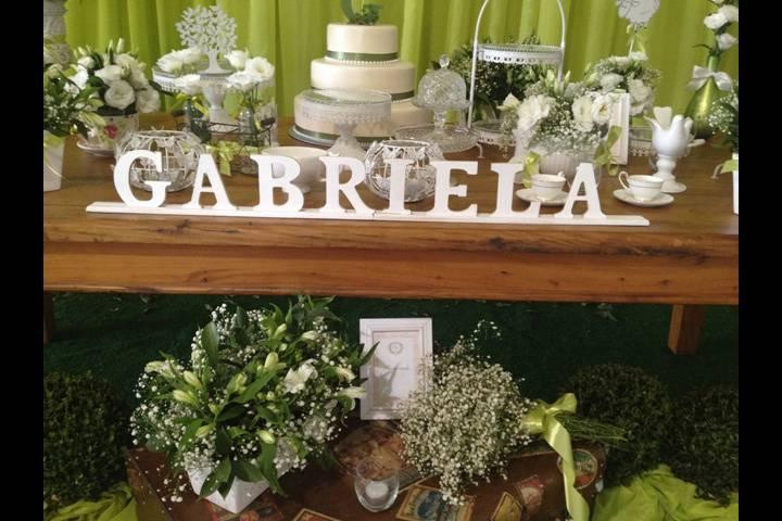 Chá de Bebê - Gabriela
